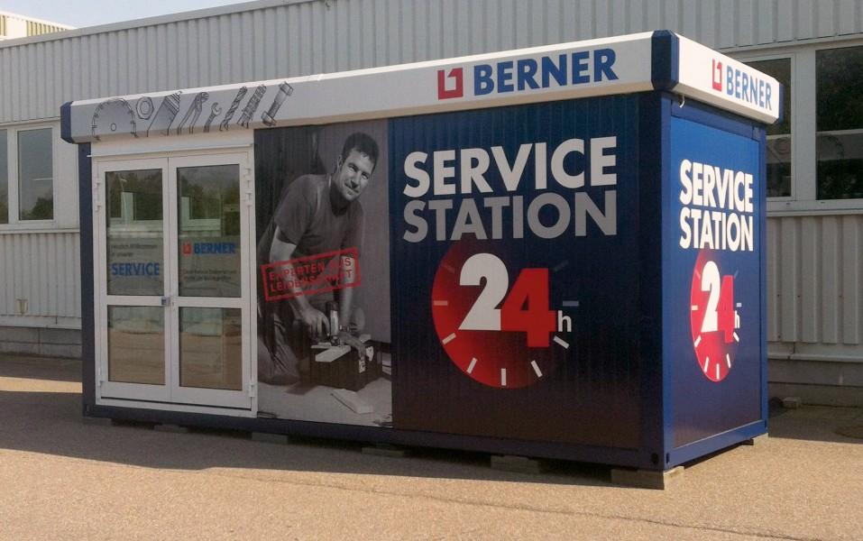 Berner Service Station